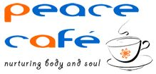 Vegetarian cafe, community activities, and fair trade shop at Peace Cafe, Siem Reap, Cambodia.