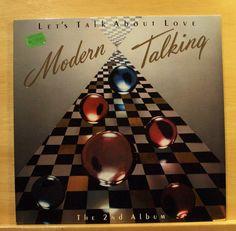 MODERN TALKING - Let`s talk about Love - near mint Vinyl LP RARE Italo Disco Pop in Musik, Vinyl, Pop | eBay