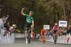 Jaime Roson wins stage 5 in Croatia