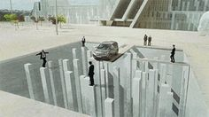 Car ads with mind melting perspective shifts