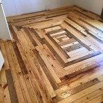Interior Floor wit Pallets – Inspiring Ideas!!