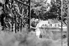 Fearless, Darling engagment session couple poses black and white photography love