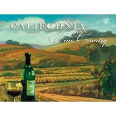 Old Wine Country Metal Sign adds unique decor to your home or business. Every California Travel collector would love this unusual gift. All Wine Country Tin Signs are pre-drilled and ready to hang.