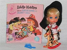 Liddle Kiddles: I still have some of these