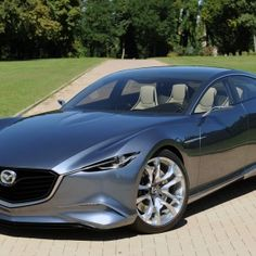 The Mazda Shinari concept