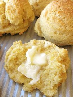 Gluten-free Ancient Grains Drop Biscuits - tender, buttery, and wheat-free.. Corn and maple syrup complement the flavor of ancient grains beautifully. These biscuits are a delicious, slightly sweet treat for the whole family