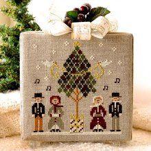 Hometown Holiday. Caroling Quartet - LHN
