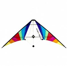 RHOMBUS Rainbow Design Stunt Kite 150 x 70 cm Toys Games Activities Fun Educatio Get Now this Budget Gift. At Luxury Home Brands WE always Find Great Stuff for you :)