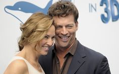 Harry Connick Jr. and wife Jill Goodacre