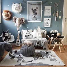 Baby room design, Simple style, Modern baby room