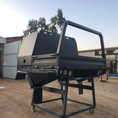 Specialising in customised trays and dog boxes as well as other metal fabrication and engineering. Mild stainless and aluminium No job too big or small Custom Truck Flatbeds, Custom Flatbed, Custom Cars, Truck Canopy, Ute Canopy, Truck Roof Rack, Truck Storage, Lifted Chevy Trucks, Ford Trucks