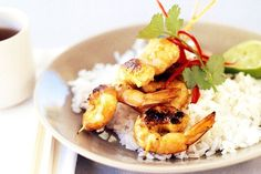 Keep it simple with this healthy, Asian-inspired summer starter.