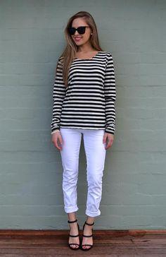 Womens - Tops - cardigans, scoop neck tops, wrap tops, hoodies, crew neck tops, zip neck tops, vests, jackets, Smitten Merino