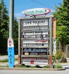 A taste of Tofino, British Columbia, Canada