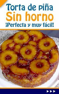 Tiramisú de maracuyá {Postre de maracuyá o parchita} Pan Dulce, Crazy Cakes, Köstliche Desserts, Dessert Recipes, Mexican Food Recipes, Sweet Recipes, Pie Cake, Creative Food, Cakes And More