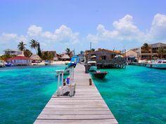 BELIZE.....Ambergris-Caye-Belize
