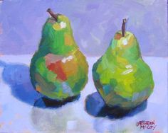 pear painting - Google Search