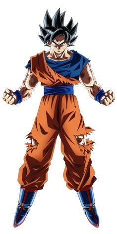 Goku nueva transformación