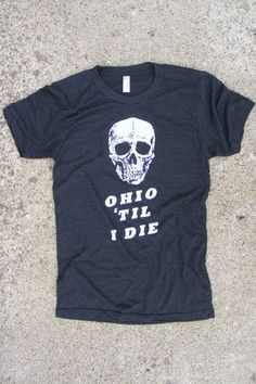 This is for my dads side of the family because they are from Ohio