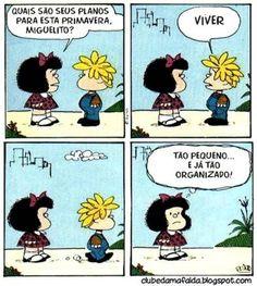 Mafalda, Planos
