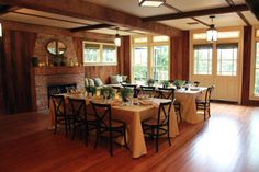Enjoy a vintner's style buffet lunch in the private and secluded GunBun bungalow. as part of the Get Your Grape On Wine Tasting Tour on Saturday, March 24, 2012.