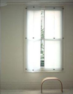 clever idea - perspex shutters via parma-lilac