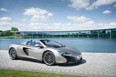 Test Drive: The McLaren 650S Spider 2016 | Departures