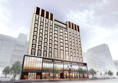 Hyatt is expanding its Centric brand with the first international Hyatt Centric hotel slated to open in mid-2016 in Montevideo, Uruguay and the first Hyatt Centric hotel in Tokyo, Japan is expected to open in early 2018 and will be the first new-build Hyatt Centric hotel in Asia Pacific.