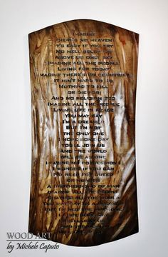 Título: Imagine Técnica: Tallado en alto y bajo relieve sobre plywood de pino. Dimensiones: 1.16 metros de alto por 56 cm de ancho. $ 800.000 Pesos. Barranquilla Colombia. Imagines, Wood Art, Pine, Wooden Art