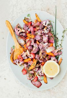 Marinated & Grilled Vegetables with Miso - The First Mess