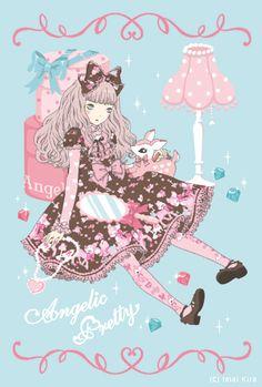 小鹿のミルキーちゃん (Little Deer Milky-chan) by 今井キラ (Imai Kira)