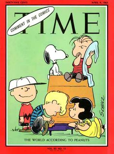 1965 Time Magazine featuring The Gang