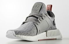 The ever-growing adidas NMD family gets another new release for all of the  shoe's many fans to look forward to with this latest NMD in grey Primeknit.