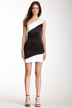 One Shoulder Dress on HauteLook