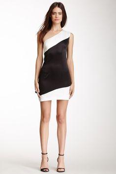 One Shoulder Dress on HauteLook