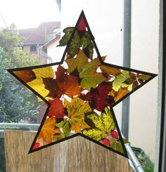 For Turner =) Autumn Leaves Decorations - DIY Decorations @Brittany Redinger @Sarah Leichty @Tricia Main @Amelia Serafino