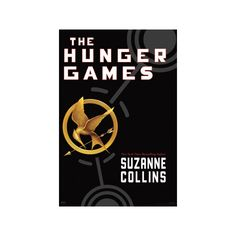 The Hunger Games Poster ($4.99) ❤ liked on Polyvore featuring home, home decor, wall art, books, movie posters, movie wall art, science fiction posters and science fiction movie posters
