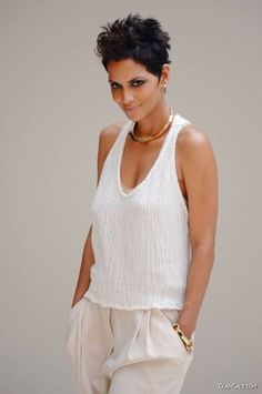Gorgeous Halle Berry Photoshoot