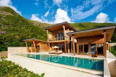 Ocean View Four Bedroom Pool Villa at Six Senses Con Dao, Vietnam http://www.sixsenses.com/resorts/con-dao/accommodation/multiroom