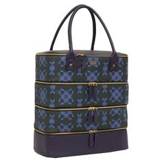 I pinned this Shoe Tote in Peacock from the Bodhi event at Joss and Main!