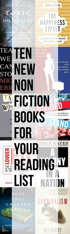 Upcoming nonfiction books I can't wait to read!