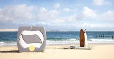Folding Lounge Chair by Ego Paris