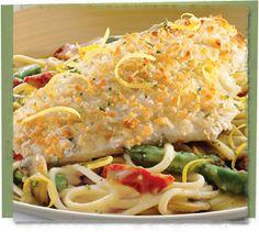 Panko Crusted Cod  99 Restaurant Recipes