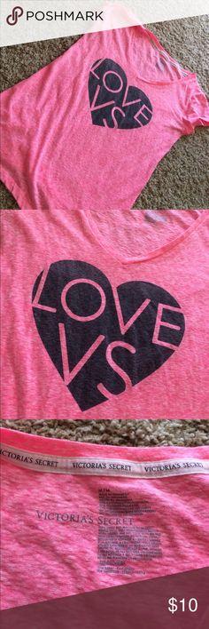 Victoria's Secret t-shirt Victoria's Secret t-shirt PINK Victoria's Secret Tops Tees - Short Sleeve