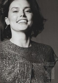 Daisy Ridley Elle magazine