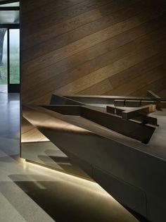 Architecture spectaculaire au cœur de la nature - Floriane Lemarié