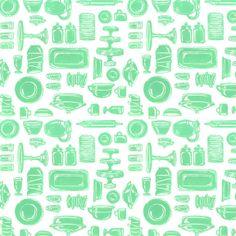 Jadeite pattern / Lis Sartori