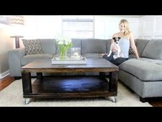 If you enjoyed this video, please help us by LIKING and SHARING! Turn an Ikea Kallax shelf into a kitchen island!