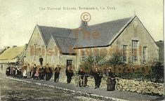 The National Schools, Newmarket, Co. Architecture Ireland, Images Of Ireland, Celtic Culture, National School, Irish Roots, County Cork, Cork Ireland, Beautiful Images, Schools