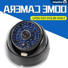 "26.65$  Watch here - https://alitems.com/g/1e8d114494b01f4c715516525dc3e8/?i=5&ulp=https%3A%2F%2Fwww.aliexpress.com%2Fitem%2F1-3-Sony-Super-HAD-CCD-II-700TVL-48IR-Vandal-Black-CCTV-Security-Dome-outdoor-Camera%2F609898968.html - ""1/3"""" Sony Super HAD CCD II 700TVL 48IR Vandal Black CCTV Security Dome Camera Metal With OSD Menu For CCTV 960H DVR"""